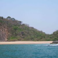Butterfly Beach is a hidden beach in Goa