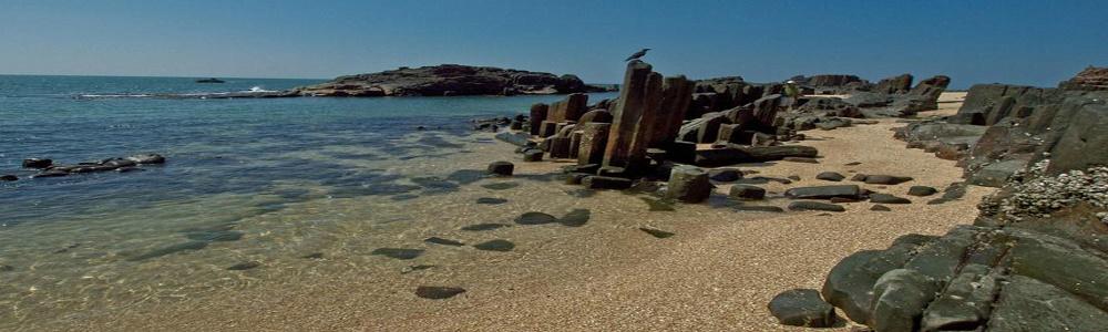 St Mary's Island Beach, Karnataka