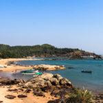Om Beach, India, Karnataka