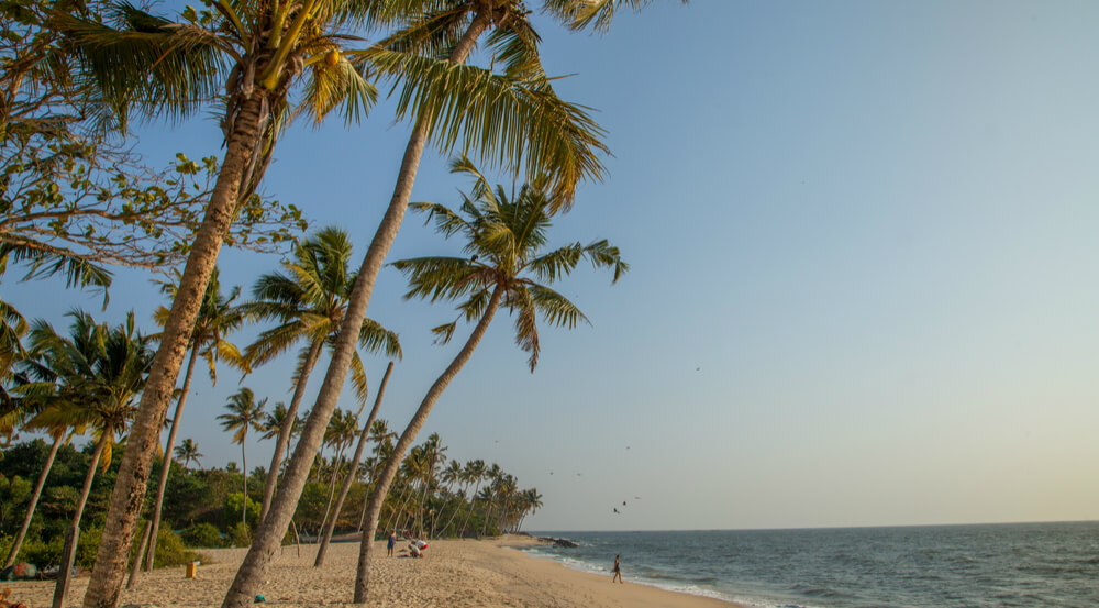 Marari Beach, Kerala is one of the most popular and beautiful beaches in India