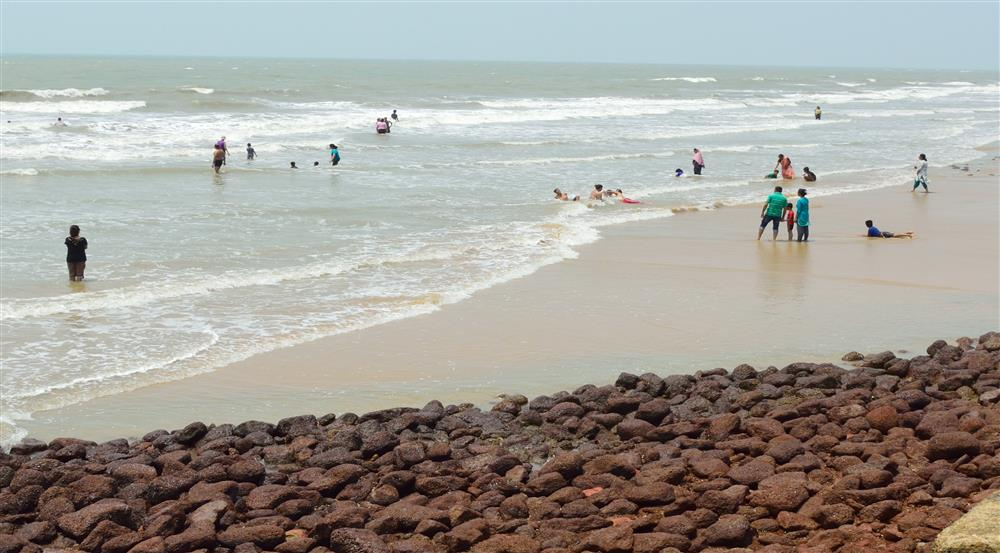 Shankarpur Beach - West Bengal