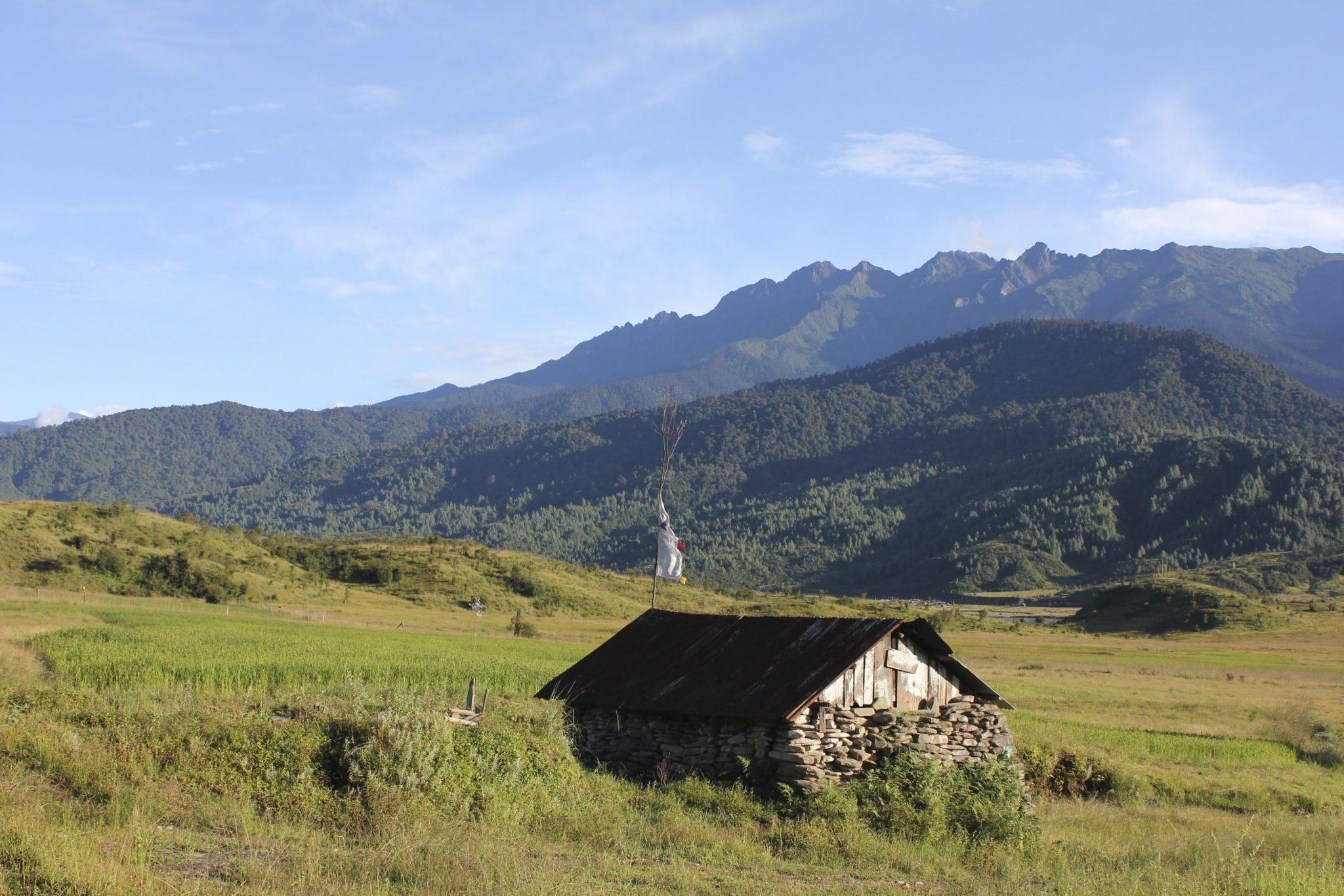 mechuka landscape
