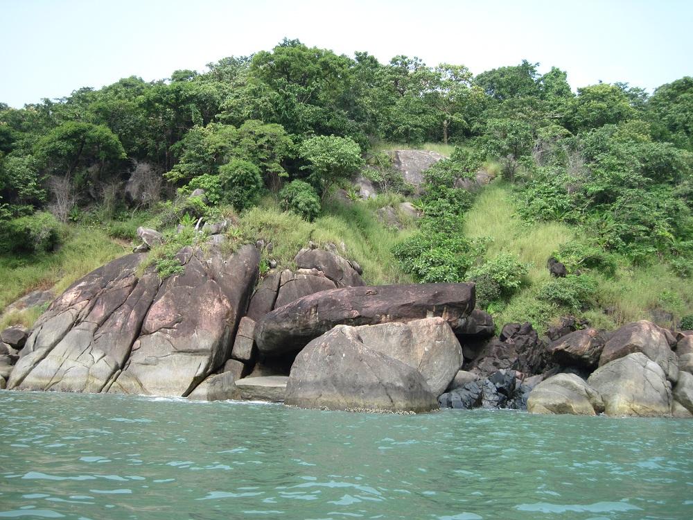 Honeymoon Beach Goa