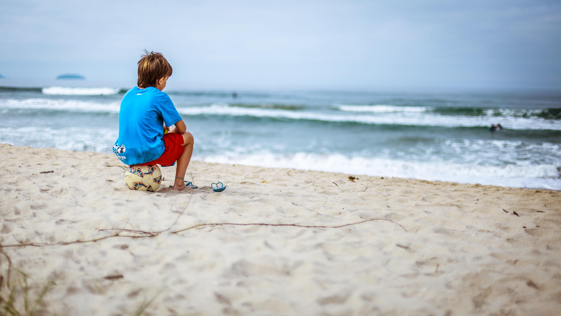 A Child and Mindfulness