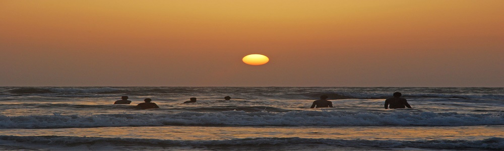 Erangal Beach