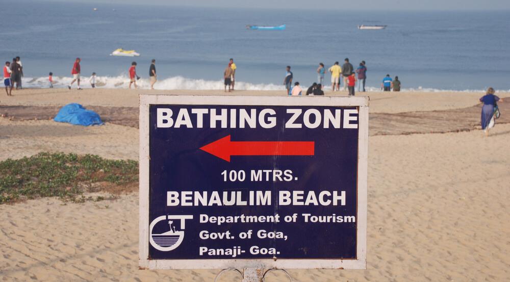 Benaulim beach, Panaji, Goa