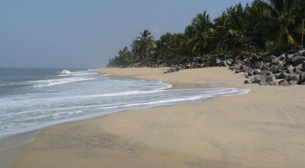 Cherai Beach, Thottada, Kannur, Kerala, India
